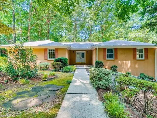 3642 Castaway Court, Chamblee, GA 30341 (MLS #6920258) :: North Atlanta Home Team