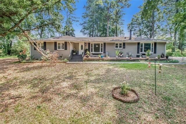 2399 Brand Road, Powder Springs, GA 30127 (MLS #6920310) :: North Atlanta Home Team