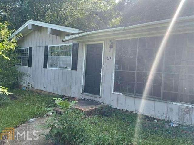 963 Ivy Lane Ivy, Conyers, GA 30012 (MLS #6920311) :: Charlie Ballard Real Estate