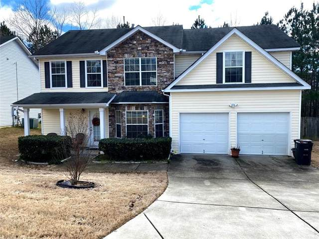 6931 Foxmoor Way, Douglasville, GA 30134 (MLS #6920312) :: North Atlanta Home Team