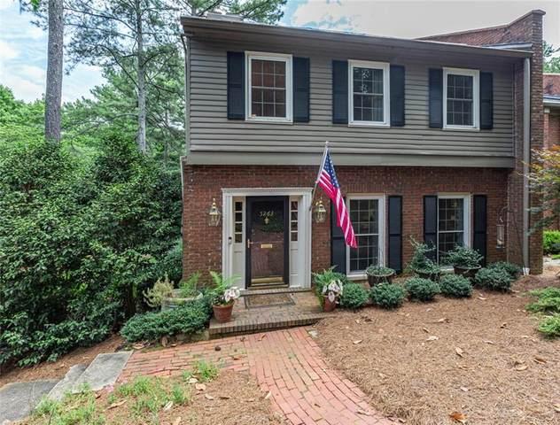5263 Glenridge Drive, Atlanta, GA 30342 (MLS #6920332) :: Path & Post Real Estate