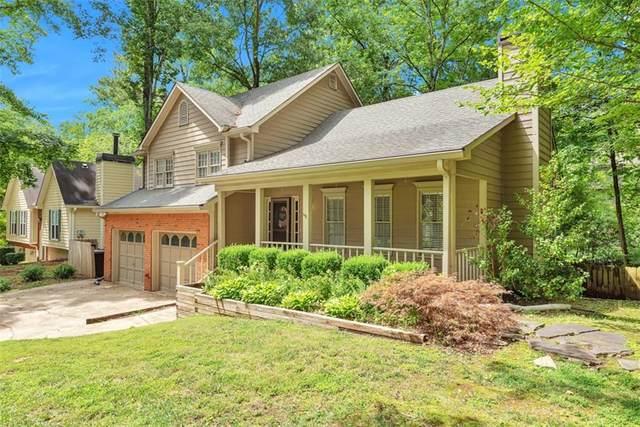 3318 Hillside Drive, Powder Springs, GA 30127 (MLS #6920342) :: North Atlanta Home Team