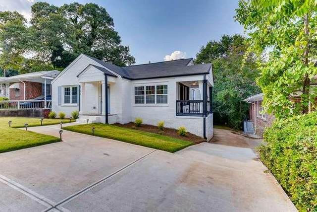 1351 Gideons Drive, Atlanta, GA 30314 (MLS #6920343) :: Todd Lemoine Team