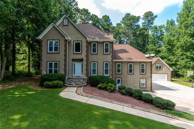 100 Tomahawk Drive, Sharpsburg, GA 30277 (MLS #6920345) :: North Atlanta Home Team