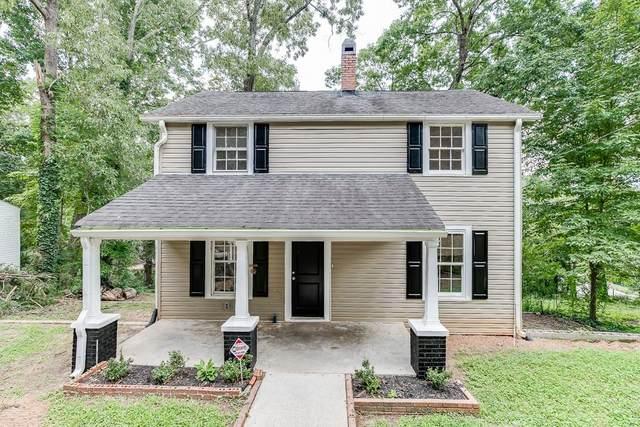 679 Hillcrest Avenue, Gainesville, GA 30501 (MLS #6920359) :: North Atlanta Home Team