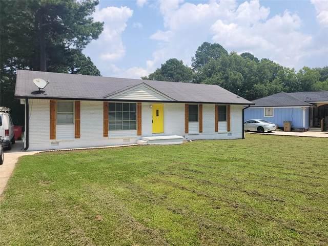 8850 Channing Drive, Jonesboro, GA 30238 (MLS #6920363) :: Charlie Ballard Real Estate