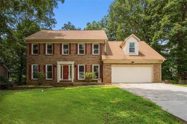 141 Thornbush Trace, Lawrenceville, GA 30046 (MLS #6920387) :: Dawn & Amy Real Estate Team