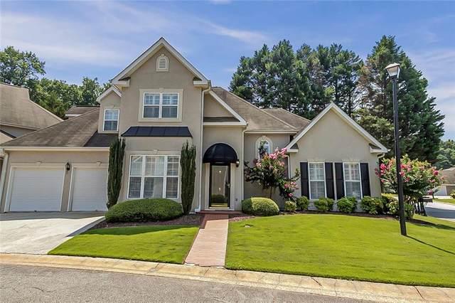1 Village Point, Newnan, GA 30265 (MLS #6920390) :: North Atlanta Home Team
