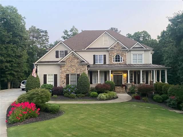 16074 Inverness Trail, Milton, GA 30004 (MLS #6920392) :: North Atlanta Home Team