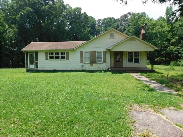 67 Depot Street, Waco, GA 30182 (MLS #6920399) :: North Atlanta Home Team