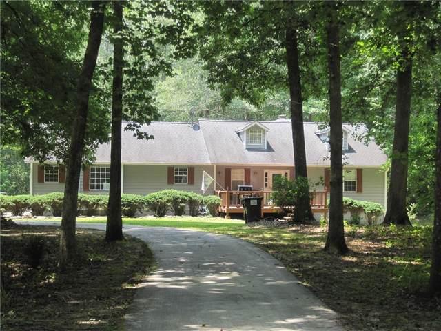 40 Teepee Trail, Whitesburg, GA 30185 (MLS #6920403) :: North Atlanta Home Team