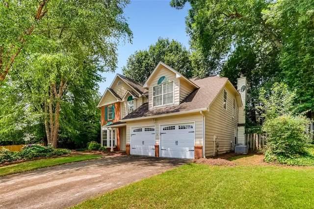 1140 Mark Pl NW, Kennesaw, GA 30144 (MLS #6920417) :: North Atlanta Home Team
