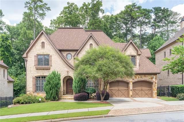2027 Shaudi Lane, Atlanta, GA 30345 (MLS #6920424) :: The Kroupa Team | Berkshire Hathaway HomeServices Georgia Properties