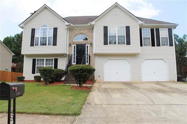 1155 Augusta Woods Drive, Douglasville, GA 30134 (MLS #6920446) :: North Atlanta Home Team