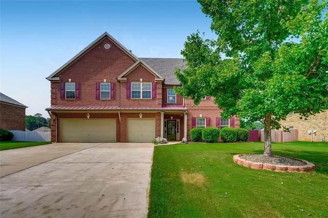 205 Rugged Creek Drive, Stockbridge, GA 30281 (MLS #6920466) :: North Atlanta Home Team