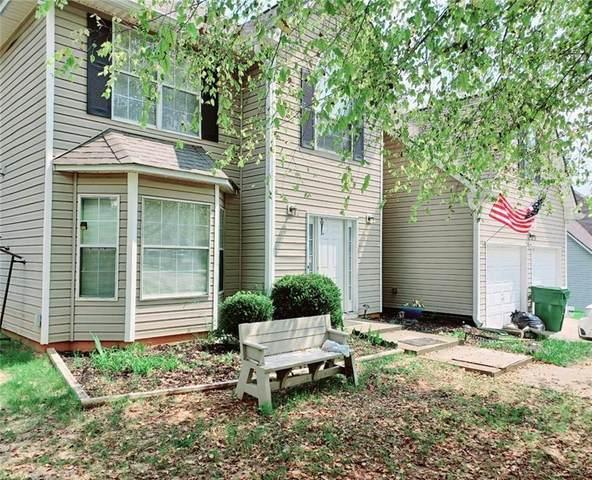 721 Overlook Crest, Monroe, GA 30655 (MLS #6920475) :: Path & Post Real Estate