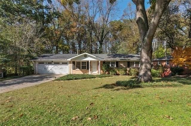 314 Crestview Circle, Roswell, GA 30075 (MLS #6920491) :: North Atlanta Home Team