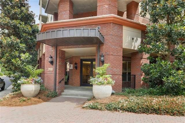 200 River Vista Drive #708, Atlanta, GA 30339 (MLS #6920505) :: Maria Sims Group