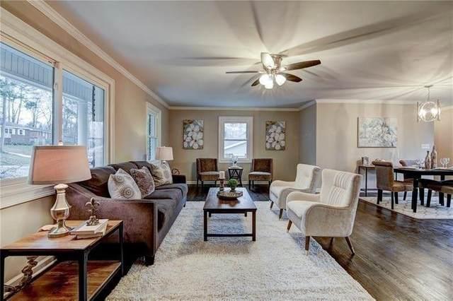 1089 Azalea Circle, Marietta, GA 30062 (MLS #6920508) :: Charlie Ballard Real Estate