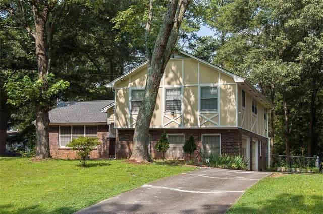 429 Rue Andeleys, Stone Mountain, GA 30083 (MLS #6920521) :: Compass Georgia LLC