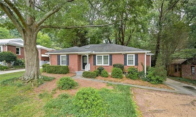 1188 Clearview Drive NE, Brookhaven, GA 30319 (MLS #6920524) :: Maria Sims Group