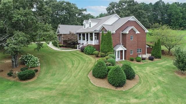 6745 A C Smith Road, Dawsonville, GA 30534 (MLS #6920535) :: North Atlanta Home Team