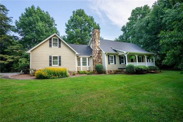 77 Brandy Mountain Road, Dahlonega, GA 30533 (MLS #6920549) :: Path & Post Real Estate
