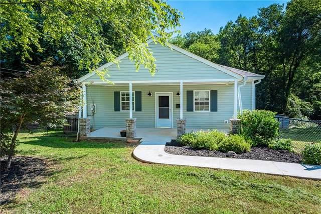 6772 Highway 53 E, Tate, GA 30177 (MLS #6920558) :: The Kroupa Team | Berkshire Hathaway HomeServices Georgia Properties