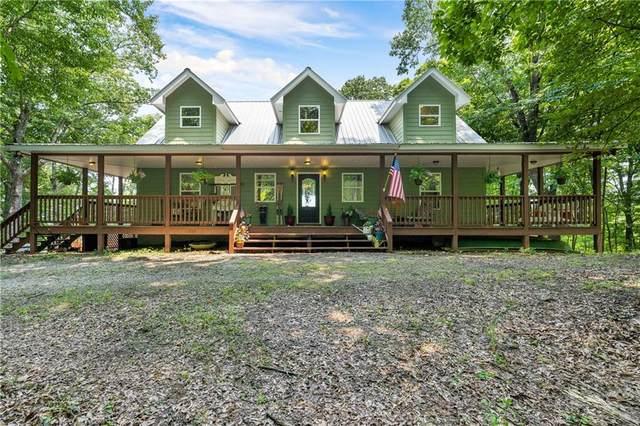 1269 Hunter Drive, Ranger, GA 30734 (MLS #6920561) :: North Atlanta Home Team