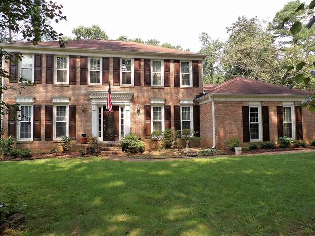 4260 Fitzpatrick Way, Peachtree Corners, GA 30092 (MLS #6920579) :: The Gurley Team