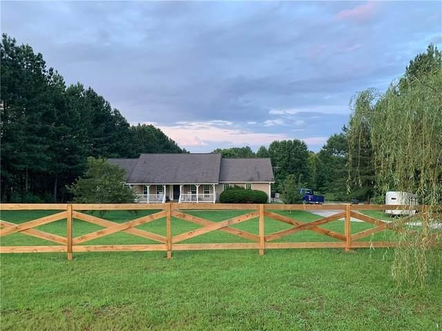 234 Robert Gibby Road, Dawsonville, GA 30534 (MLS #6920585) :: Path & Post Real Estate