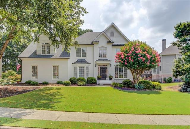 3600 Millwater Crossing, Dacula, GA 30019 (MLS #6920591) :: Charlie Ballard Real Estate