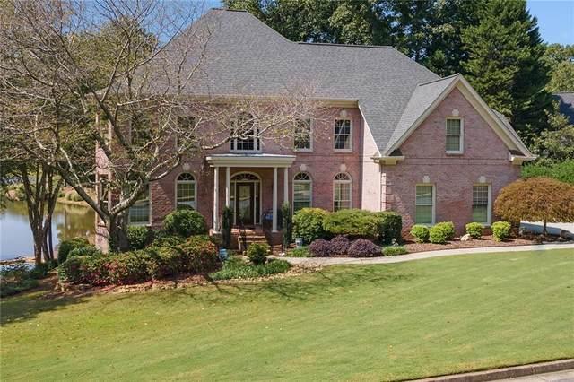 9025 Nesbit Lakes Drive, Alpharetta, GA 30022 (MLS #6920593) :: North Atlanta Home Team