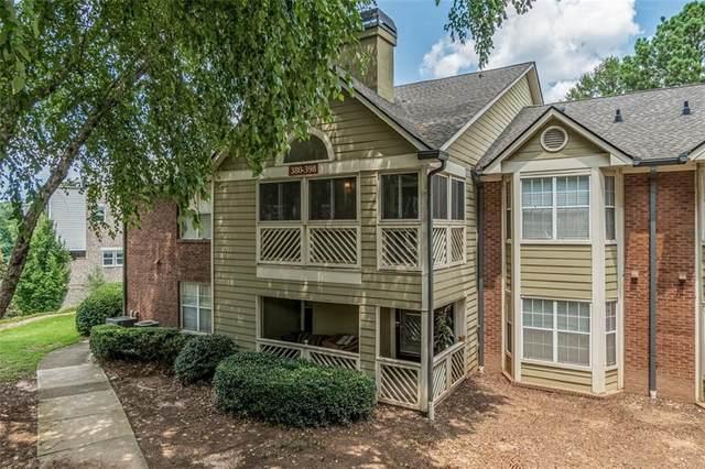382 Mcgill Place NE #382, Atlanta, GA 30312 (MLS #6920594) :: North Atlanta Home Team