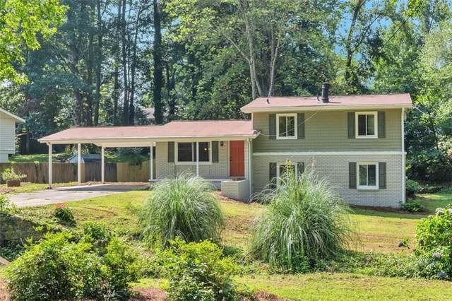 332 Hickory Acres Drive SE, Smyrna, GA 30082 (MLS #6920601) :: North Atlanta Home Team