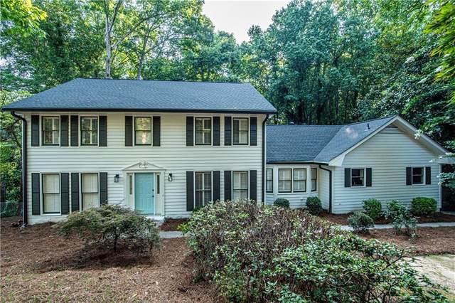 247 Millbrook Farm Road, Marietta, GA 30068 (MLS #6920614) :: North Atlanta Home Team