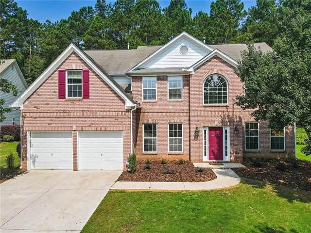 916 Buckhorn Bend, Locust Grove, GA 30248 (MLS #6920630) :: North Atlanta Home Team