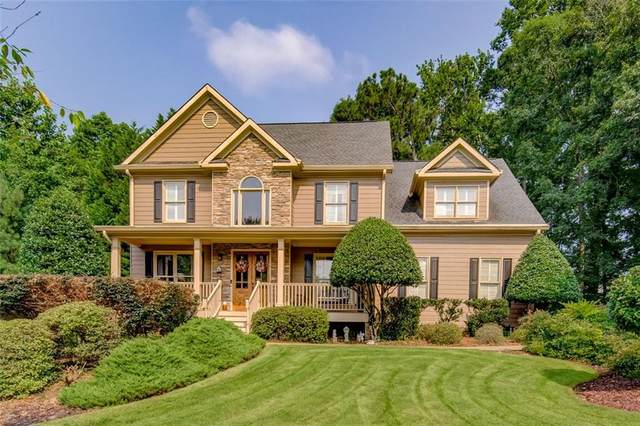 213 Breckenridge Court, Canton, GA 30115 (MLS #6920634) :: North Atlanta Home Team
