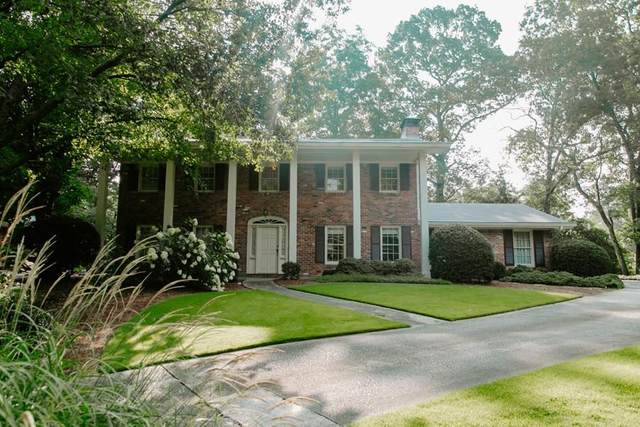 1375 Vista Leaf Drive, Decatur, GA 30033 (MLS #6920663) :: The Hinsons - Mike Hinson & Harriet Hinson