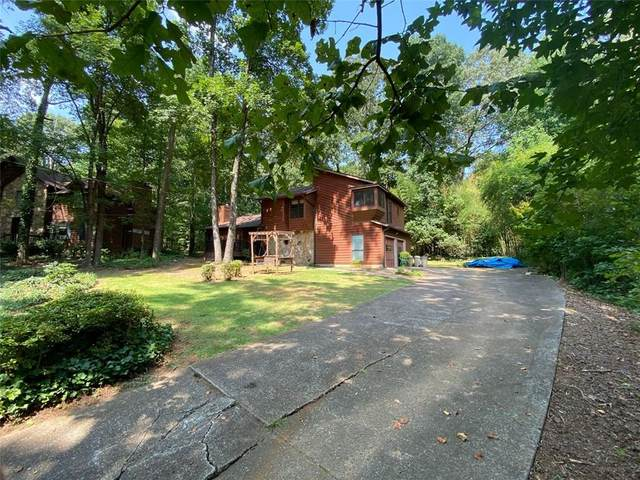 768 Post Road Way, Stone Mountain, GA 30088 (MLS #6920678) :: AlpharettaZen Expert Home Advisors