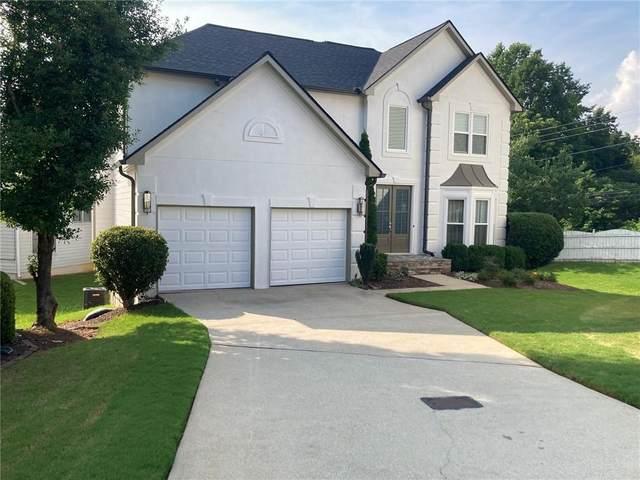 255 Ennisbrook Drive SE, Smyrna, GA 30082 (MLS #6920705) :: North Atlanta Home Team