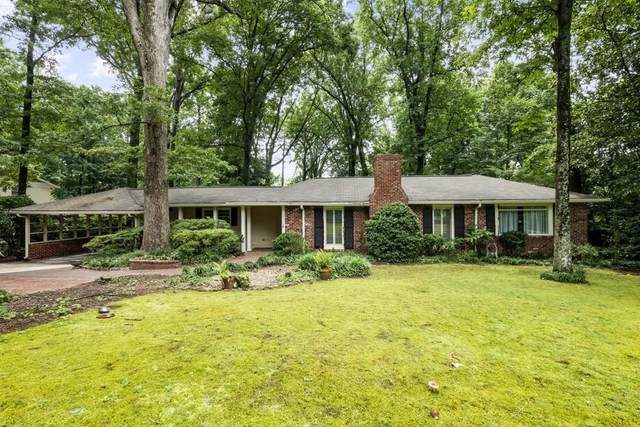 1280 Moores Mill Road NW, Atlanta, GA 30327 (MLS #6920707) :: Dawn & Amy Real Estate Team