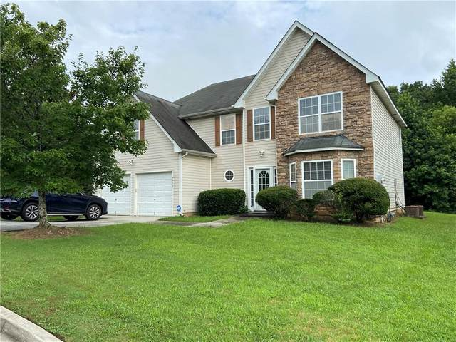 6099 Trotters Circle, Fairburn, GA 30213 (MLS #6920723) :: North Atlanta Home Team
