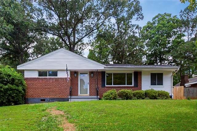 1133 Oakview Drive SE, Smyrna, GA 30080 (MLS #6920727) :: North Atlanta Home Team