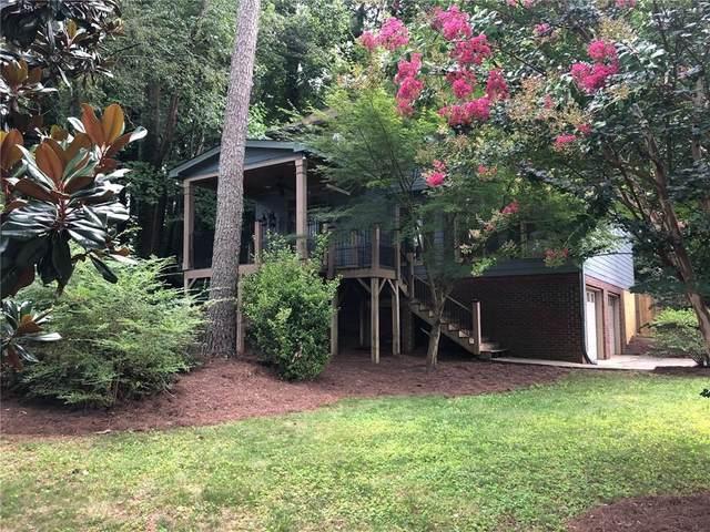 201 Bowline Court, Woodstock, GA 30188 (MLS #6920732) :: The Kroupa Team | Berkshire Hathaway HomeServices Georgia Properties