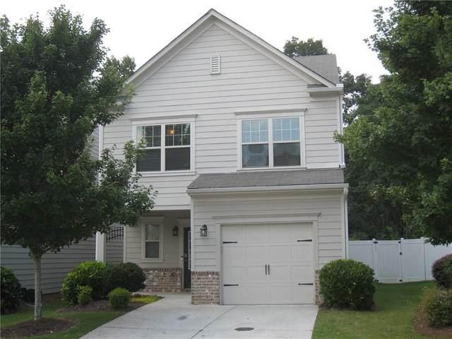 296 Highland Pointe Circle E, Dawsonville, GA 30534 (MLS #6920748) :: North Atlanta Home Team