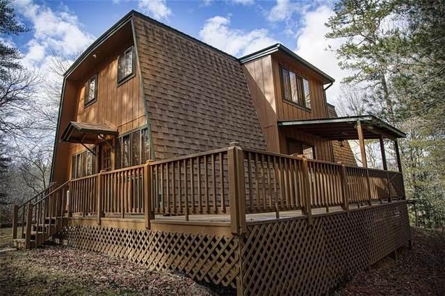 48 Glen Torr, Mineral Bluff, GA 30559 (MLS #6920764) :: North Atlanta Home Team