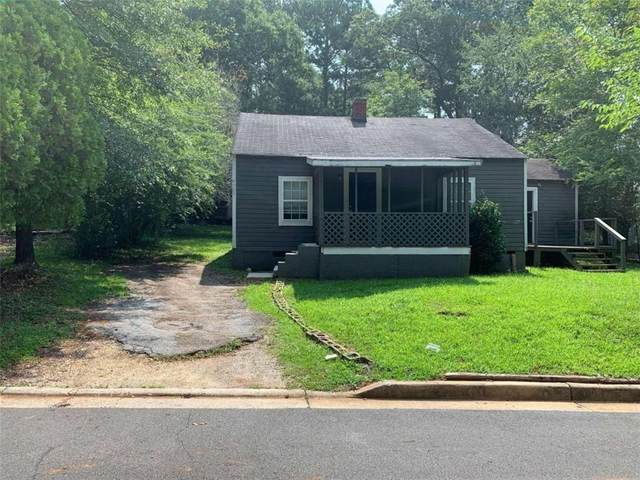 4307 SW Carroll Street SW, Covington, GA 30014 (MLS #6920769) :: North Atlanta Home Team
