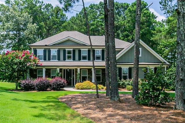 101 Waterlace Way, Fayetteville, GA 30215 (MLS #6920784) :: North Atlanta Home Team