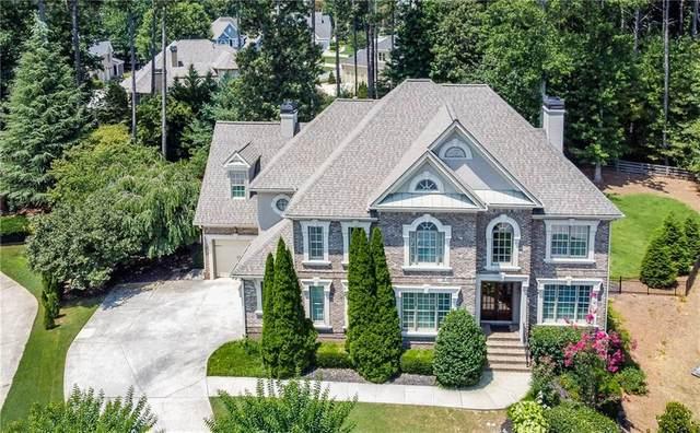 5459 Cathers Creek Drive, Powder Springs, GA 30127 (MLS #6920793) :: Tonda Booker Real Estate Sales